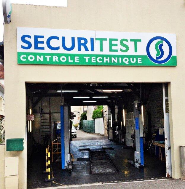 Panneau Tole Pliée Securitest