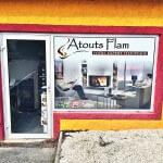 Vitrine Atouts Flam Micro-Perforé