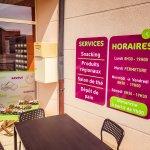 Panneaux Horaires/Services Proxi