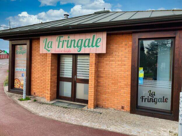 Enseigne Restaurant La Fringale
