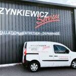 Enseigne SZYNKIEWICZ Services
